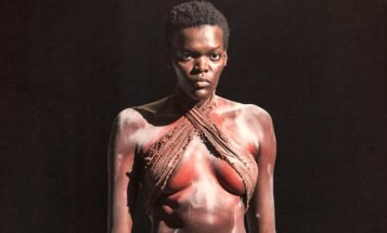 Sheila Atim (The Woman)