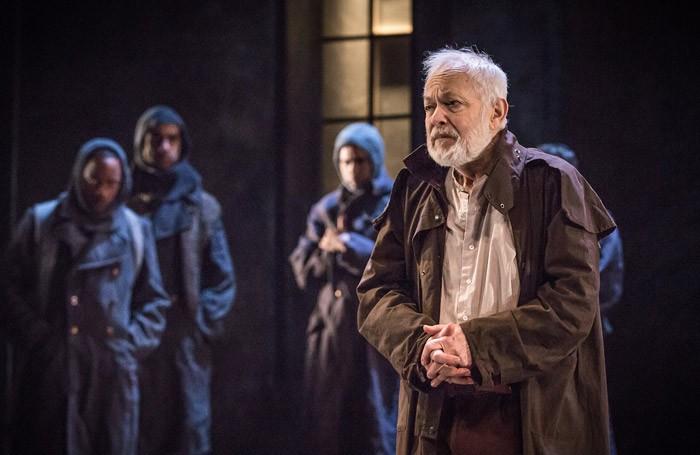 King Lear, Theatre Royal Brighton, 7May