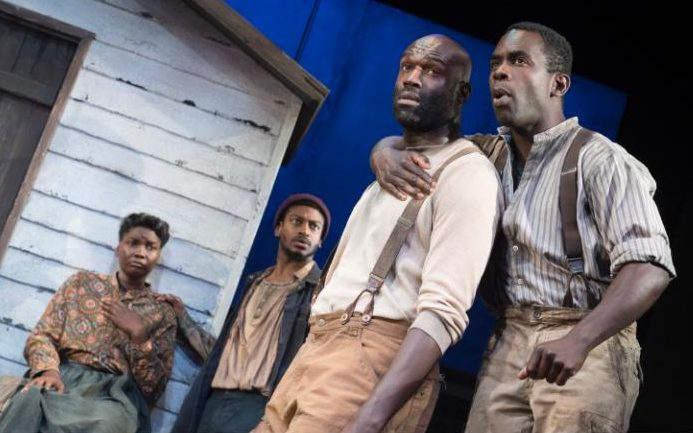 Father Comes Home from the Wars, RoyalCourt