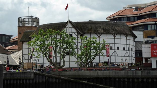 Emma Rice to step down as Artistic Director of Shakespeare's Globe.