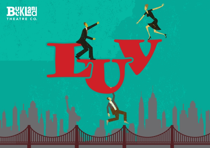 Casting announced for LUV at Park Theatre