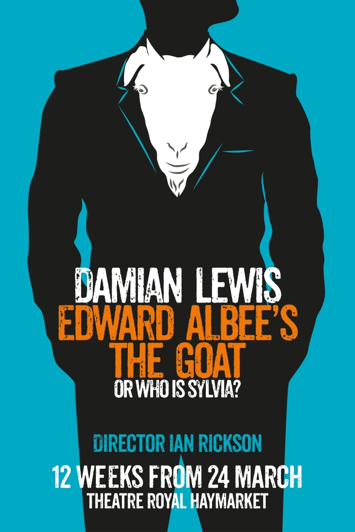 Damian Lewis in Edward Albee's The Goat, Theatre Royal Haymarket, March2017