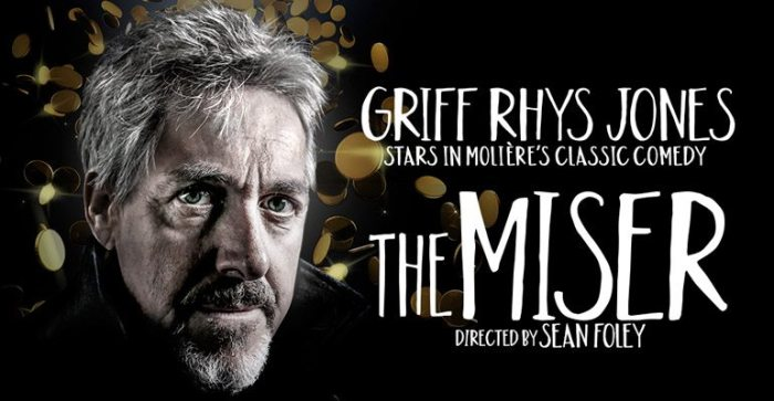 Katy Wix and Lee Mack reunite in The Miser