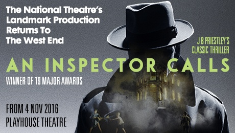 Look Back On: An InspectorCalls