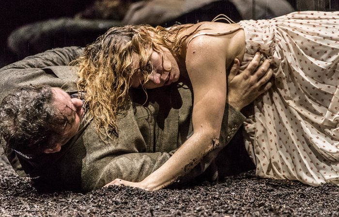 Billie Piper returns to her role in Simon Stone's Yerma as part of the Young Vic's 2017season