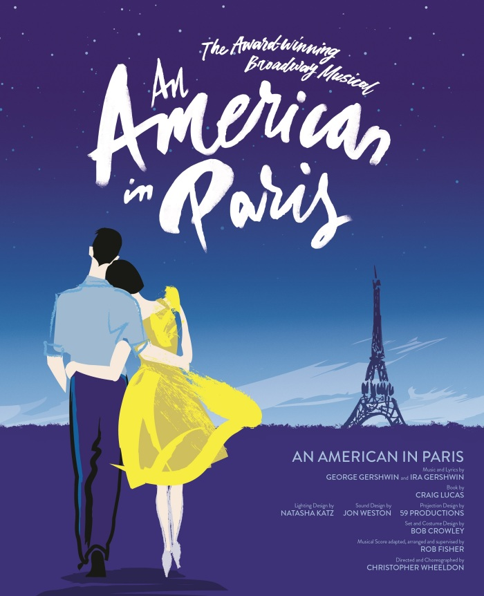 Rehearsals Begin in London For The Tony® Award-Winning New Musical An American in Paris