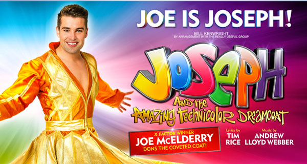 Full Casting Announced for JOSEPH AND THE AMAZING TECHNICOLOR DREAMCOAT TOUR2017