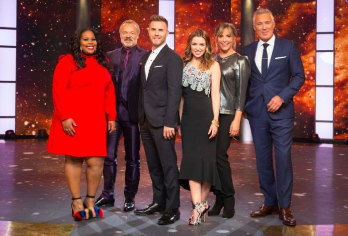 Let it dimmer; Gary Barlow reveals Let it Shine contestants won't have leading parts