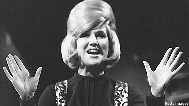 'Covered in Dusty' The Many Musicals about DustySpringfield