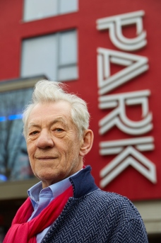 Sir Ian McKellen in Shakespeare, Tolkien, Others & You 8. Photo by Mark Douet.jpg