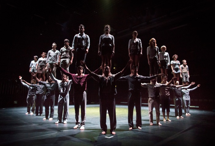 Compagnie XY's It's Not Yet Midnight… , Roundhouse