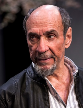 F. Murray Abraham in The Mentor at the Vaudeville Theatre, 24 June to 2 September. CREDIT Simon Annand (5)