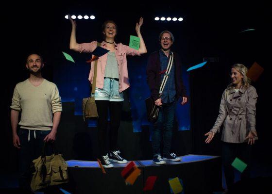 Ordinary Days, London Theatre Workshop