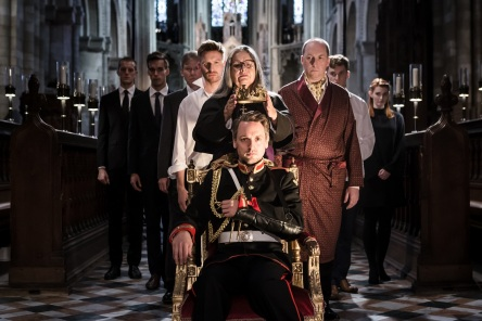 Antic Disposition's Richard III - courtesy of Scott Rylander (3)
