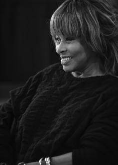 6. Tina Turner at TINA workshop December 2016 (Photo by Hugo Glendinning)