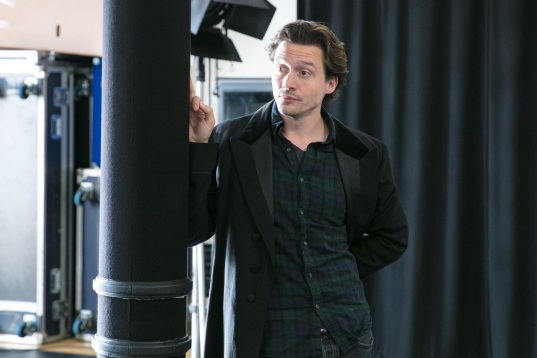 David-Oakes-in-rehearsal-for-Venus-In-Fur-3