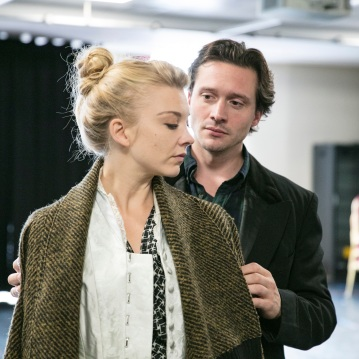 Natalie-Dormer-and-David-Oakes-David-Oakes-in-rehearsal-for-Venus-In-Fur-2