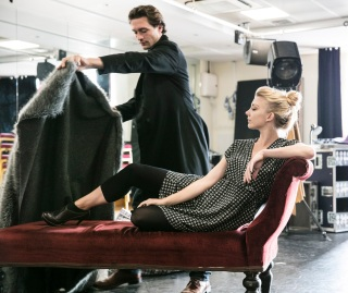 Natalie-Dormer-and-David-Oakes-David-Oakes-in-rehearsal-for-Venus-In-Fur-3