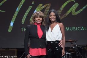 4. Tina Turner, Adrienne Warren