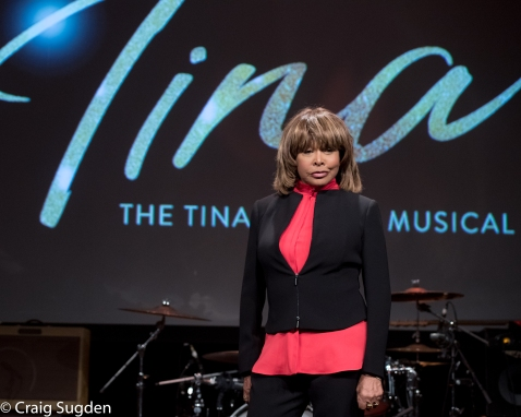 6. l-r Tina Turner