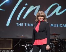 7. Tina Turner