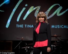 8.. l-r Tina Turner