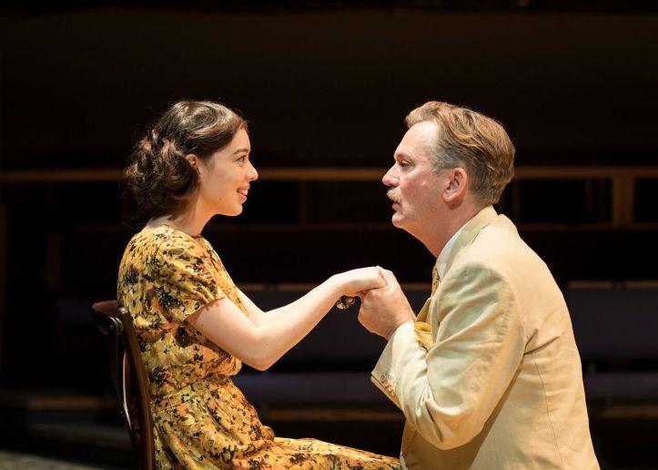Marli Siu and Simon Shepherd in MISALLIANCE by Bernard Shaw - Orange Tree Theatre_photo Helen Maybanks_preview