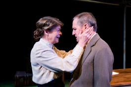 Julia Watson and Stuart Fox in After the Ball, credit of Mitzi de Margary.