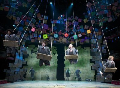 Matilda The Musical Will Move To Earlier Weekday Start