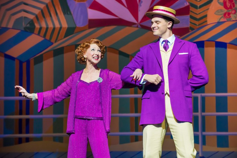 Bonnie Langford 42nd Street prod shot 5